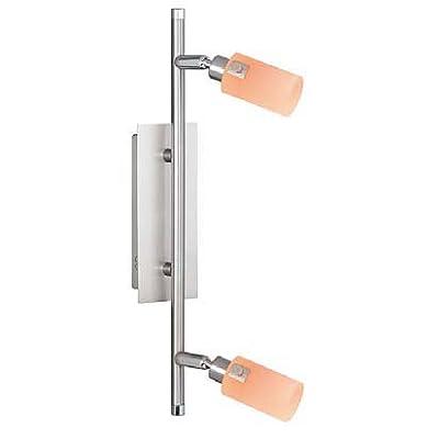 Deckenstrahler Deckenlampe KENO terracotta 2x 40W Lampe