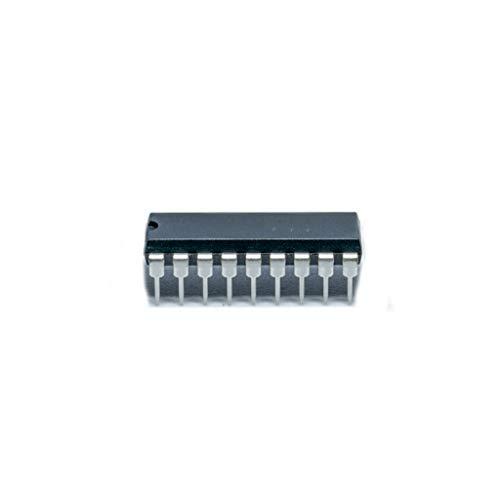 2x HT12D IC remote control decoder DIP18 2.4÷12VDC HOLTEK -