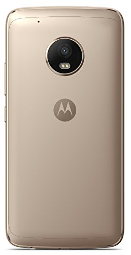 Moto G5 Plus (32GB, Fine Gold)