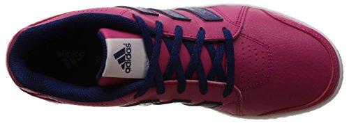 adidas Lk Trainer 7 K, Chaussures de Sport Garçon Rose - Rosa (Rosfue / Tinuni / Ftwbla)