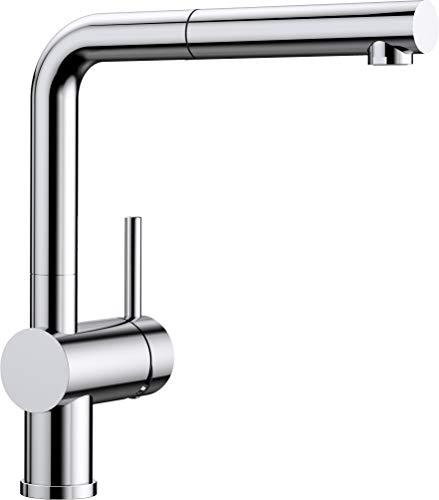 BLANCO Linus-S Küchenarmatur chrom - 512402