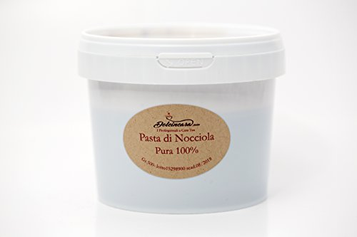 Pasta di Nocciole 100% pura al naturale 200gr