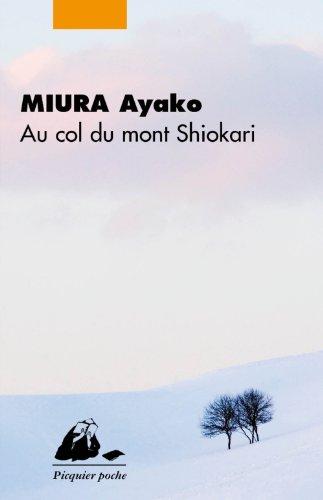 Au col du mont Shiokari par Ayako Miura