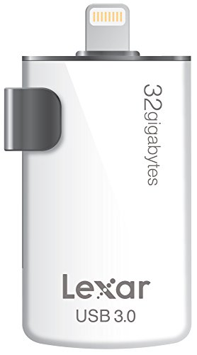 Lexar JumpDrive M20i - Memoria USB/Lightning de 32 GB