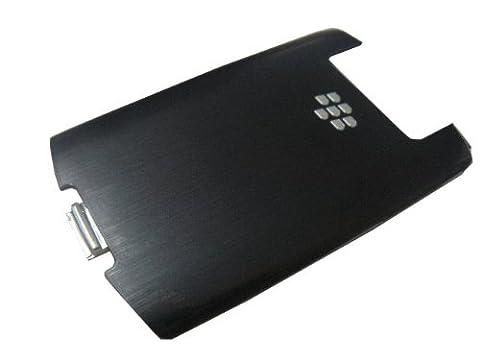 R393 Rear housing faceplate/Battery Door black housse étui coque façade batterie couverture Blackberry 8900 Curve (la livraison est 10-20 jours)