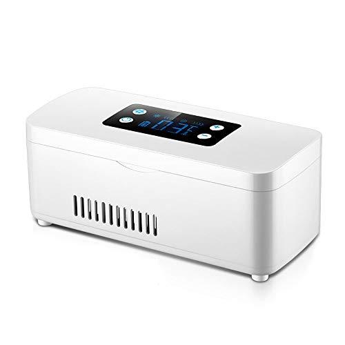 Preisvergleich Produktbild Kühlbox,  Medikamentenkühlschrank und Insulinkühler für Auto,  Reise,  Haushalt,  Autokühlschrank Tragbar,  Medikamentenkühlschrank,  Insulin-Kleinkühlschrank, A