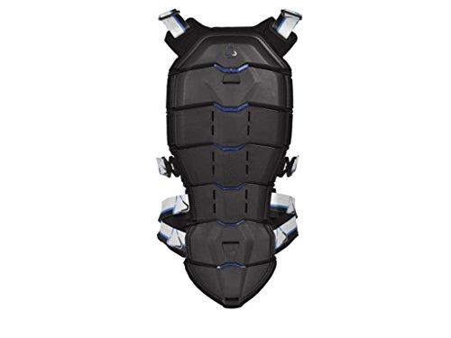 Revit! Tryonic Rückenprotektor See+, Farbe schwarz-blau, Größe L