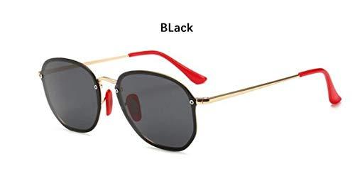 Sonnenbrille Retro Kleine Sechseckige Polarisierte Sonnenbrillen Männer Im Freien Treibenden Gläser Luxus Spiegel Sonnenbrille Schwarz Frauen Einzigartige Brillen Vu 400