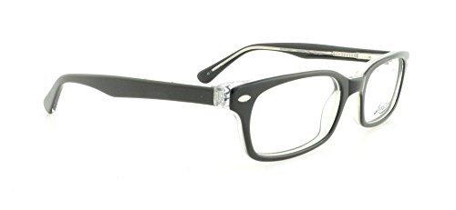LUCKY BRAND Eyeglasses WONDER Black 49MM