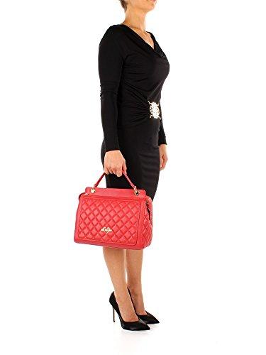 Borse a Mano Love Moschino Donna - Poliestere (JC4211PP04KA0) Rosso