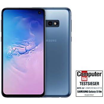 Samsung Galaxy S10 Smartphone 6.1 Zoll - Deutsche: Amazon