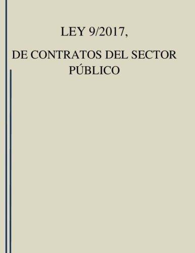 Ley 9/2017, de 8 de noviembre, de Contratos del Sector Público por Iexsl