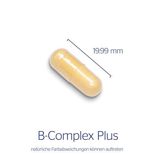 Pure Encapsulations® - B-Complex Plus - Aktivierte B-Vitamine mit Metafolin® für eine Verbesserte Aufnahme - 60 Veg. Kapseln