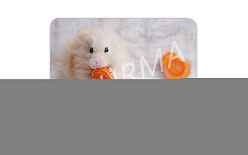 Mousepad 9.25 x 7.75 Inches Verbessert Geschwindigkeit und Präzision Rutschfeste Unterseite - Kuchen Bäckerei Mama Schwester photo 89 ()
