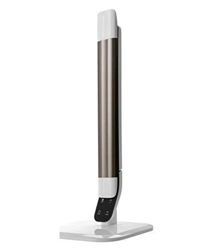 LED Schreibtischleuchte Dimmbar 5 Helligkeitsstufen*9 Farbtemperaturen Geeignet Metall Tageslichtlampe Touch-Control Tischleuchte für Nachtlichter Lesen Lernen Arbeiten(10W)