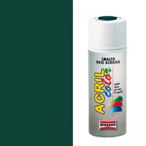 vernice-spray-arexons-colore-verde-muschio-ral-6005-400-ml