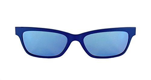 Occhiali da Sole Clip On Magnetiche Lenti Polarizzate per Rainbow MagClip®/RMC (Polarizzati Revo Blu/RMC)