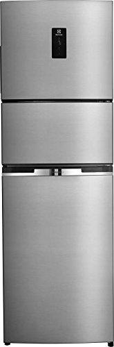 Electrolux 370 L Frost Free Triple Door Refrigerator (Slate Silver,...