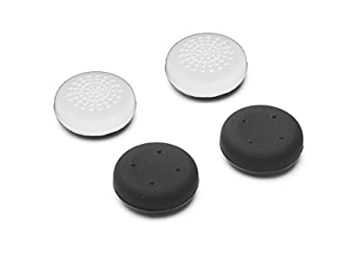 Gioteck GPZ White Thumb Grips (Xbox One S) from Gioteck