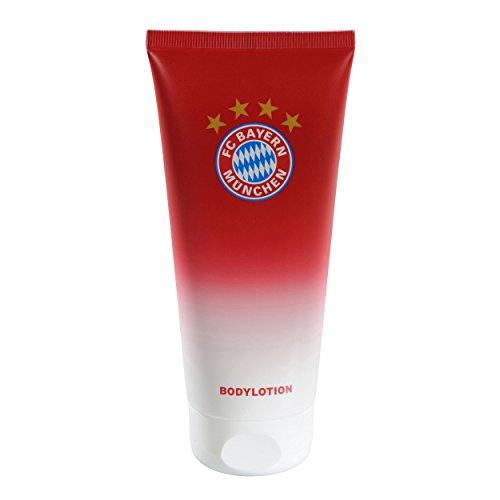 FC Bayern München Luxus Bodylotion / Body Creme FCB - plus gratis Aufkleber forever München