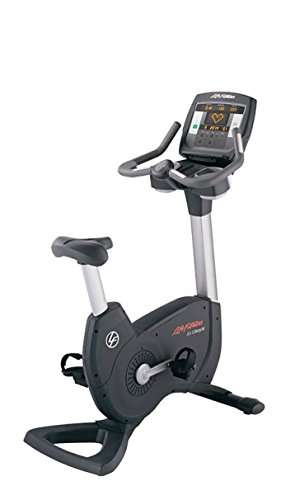 Life Fitness 95C Ciclo de Vida lograr vertical Bike- limpiar y Serviced W/garantía de 2años disponibles