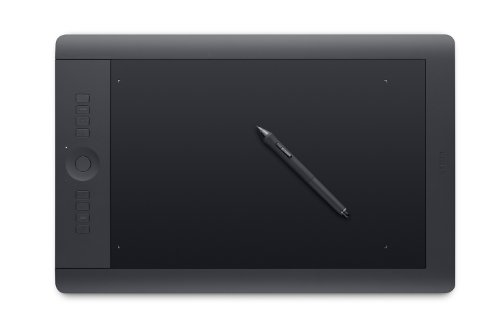 Wacom Intuos Pro Large Graphics Tablet