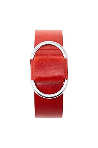 ESPRIT Accessoires Damen Gürtel 028EA1S009, Rot (Red 630), 90