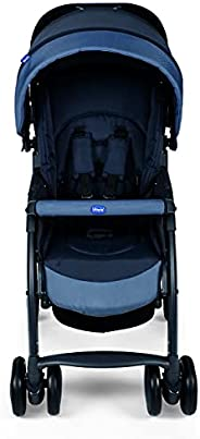 Chicco Simplicity Plus Stroller with Five-point safety Harness System, Pram for boys and girls, For babies 0-4