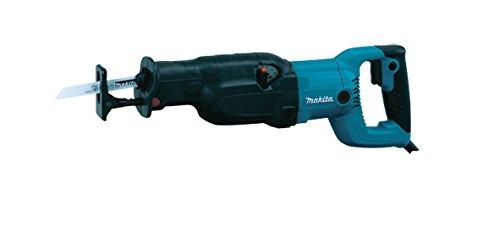 Makita JR3060T Sierra De Sable Electronica 1250W 0-2800 Cpm 4.2 Kg, 1250 W, Negro, Azul