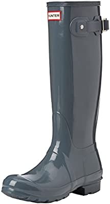 Hunter Original Tall Gloss - Botas Mujer