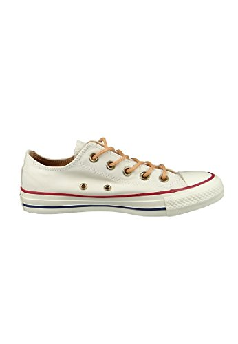 Converse All Star Ox Herren Sneaker Weiß WHITE|NATURAL