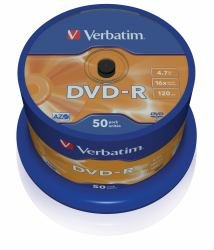 Verbatim DVD-R 43548 VE50