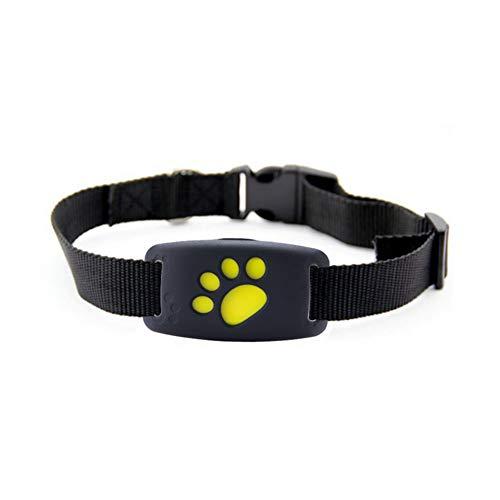 Sunzit Rastreador GPS para Mascotas, Perros y Gatos Dispositivo de Seguimiento GPS...