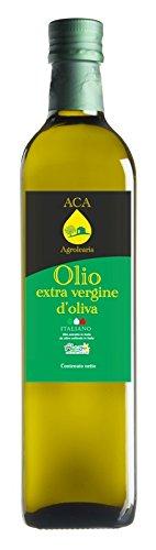 Olio extra vergine d'oliva aca agrolearia 500 ml