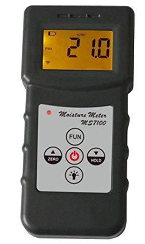 Nuevo medidor humedad detector humedad cemento, pared