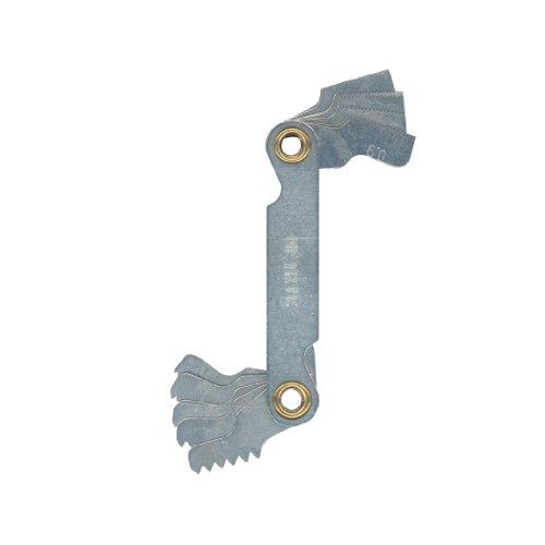 Vermont American 21938Metrisches Gewinde Gauge Oregano mm bis 2,5mm -