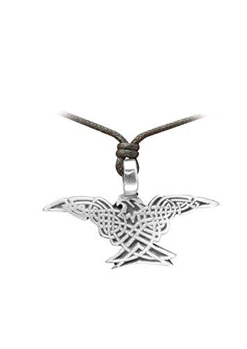 Zoelibat 97207841.112 - Gothic Punk Anhänger, Amulett Keltisch, Adler mit Gespreizten Flüg Preisvergleich