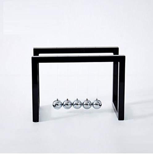 Wddqzf decorativi ornamenti di statue nordic newton pendolo moto perpetuo decorazione della macchina creativo moderno e minimalista decorazione della casa personalità piccoli arredi