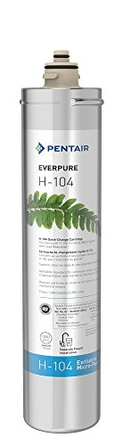 Everpure H-104 Water Filter Replacement Cartridge (EV9612-11) by Everpure (Everpure Filter)