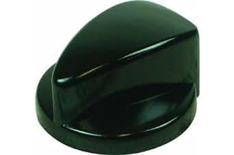 Indesit Oven Black Control Knob - Genuine part number C00114923