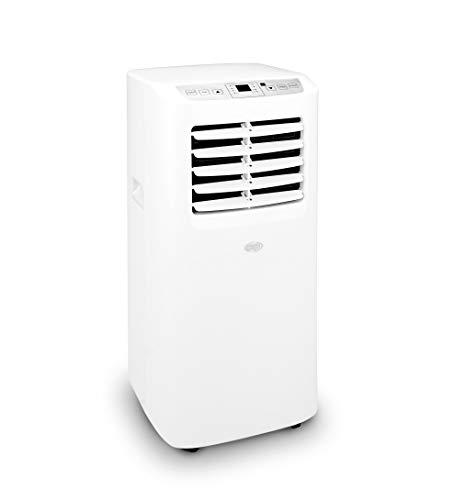 ARGO Swan Evo, Climatizzatore Portatile 8000 btu/h, 2.06 Kw, Gas Naturale R290, Ottimo per Ambienti di 20 mq