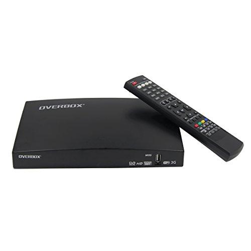 Set Top Box Freesat Receptor de TV por satélite Openbox m9s v9s ES Freesat Station Receptor de satélite Full HD 1080P Caja 4K con wifi PVR Vedio / Reproductor de música a través de usb Mejora de V8S Open To Air Openbox