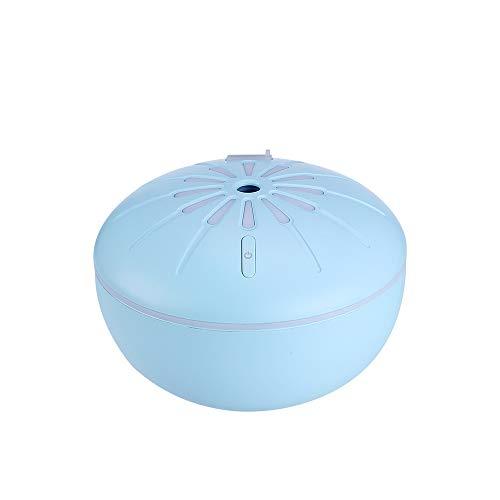 ALIKEEY Orange Luftbefeuchter Luftreiniger Zerstäuber Innenministerium des einfachen Luftbefeuchter orange LED