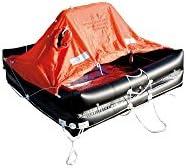 Balsa de rescate Oceanic caja duro 12personas–arimar