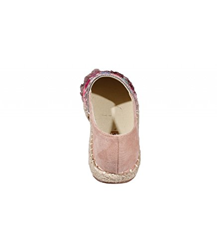 Buonarotti , Chaussures de ville à lacets pour femme Rose