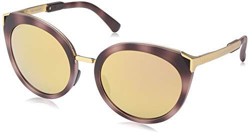 Ray-Ban Damen 0OO9434 Sonnenbrille, Gold (Matte Rose Tortoise), 56