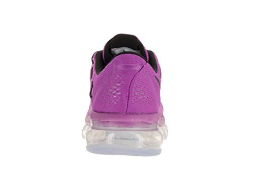 Nike Wmns Air Max 2016, Chaussures de Running Entrainement Mixte Adulte, Gris Violet (Hyper Violet / Black-Gmm Bl-Wht)