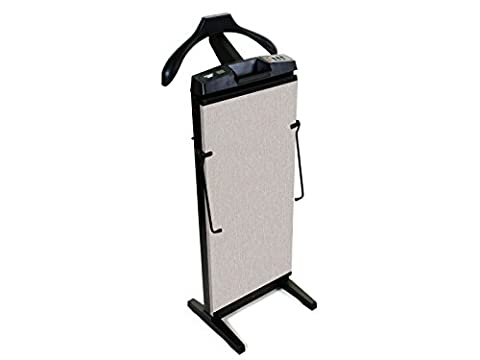 The Corby 7700 Trouser Press in Satin