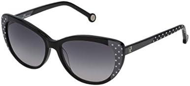Carolina Herrera SHE648 BLACK / GREY GRADIENT (T29Y) - Gafas de sol