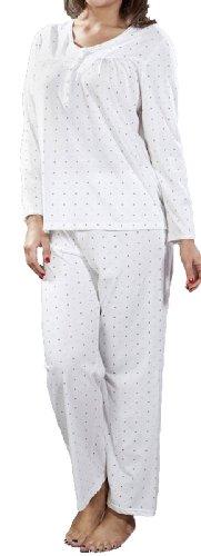 Socks Uwear - Ensemble de pyjama - Ensemble pyjama - Femme Rose - Rose